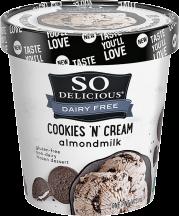 Almondmilk Frozen Dessert product image.