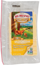 Organic Sliced Cheese product image.