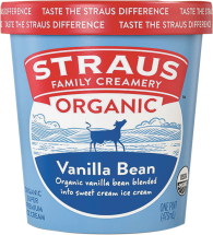 Organic Ice Cream product image.