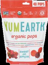 Organic Lollipops product image.