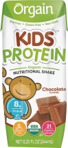 Organic Healthy Kids Nutrition Drink product image.