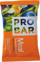 Superberry & Greens Whole Food Bar product image.
