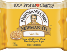 Newman-O's Cookies product image.