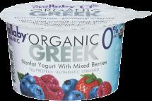 Organic Greek  product image.