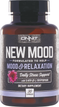 New Mood Supplement product image.