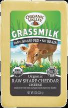 Organic Grassmilk Cheese product image.