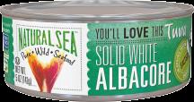 Solid White Albacore Tuna product image.