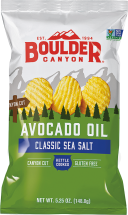 Avocado Oil Canyon Cut Potato Chips product image.