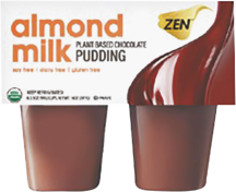 OrganicAlmondmilk Pudding product image.