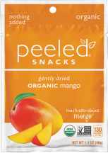 Organic Fruit Pouch product image.