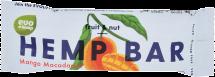 Organic Hemp Fruit & Nut Bar product image.