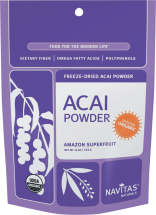 Organic Acai Powder product image.