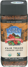 Organic Instant Coffee product image.