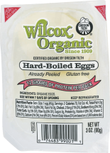 Organic Wilcox Family Farms product image.