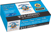 Wild Sardines product image.