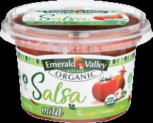 Organic Fresh Salsa product image.