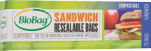 Resealable Bags product image.