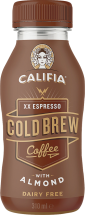 Cold Brew Coffee with Almondmilk product image.