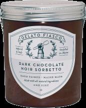 Dark Chocolate Noir Sorbetto product image.
