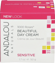 1000 Roses Beautiful Day Cream product image.