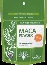 100% Organic Maca Powder product image.
