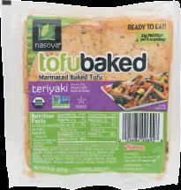 Organic Baked Tofu product image.