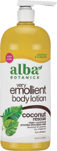 Very Emollient Body Lotion product image.