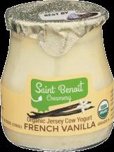 Organic Jersey Cow Yogurt product image.