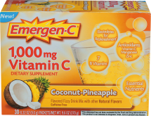 Vitamin C Dietary Supplement product image.