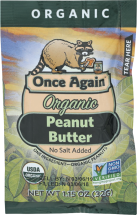 Sodium free and made with dry roasted organic almonds. product image.