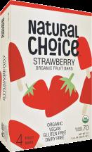 Organic Fruit Bars product image.