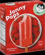 Fruit & Cream Pops product image.