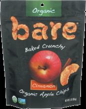 100% Organic Apple & Banana Chips product image.