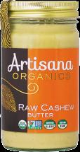 Organic Cashew Butter product image.