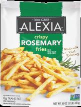 Frozen Crispy Fries product image.