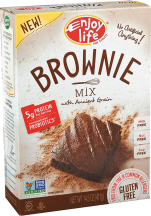 Brownie Baking Mix with Ancient Grains product image.