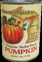 PUMPKIN, Organic product image.