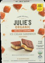 Organic Ice Cream Sandwich Squares product image.