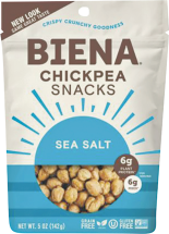 Chickpea Snack product image.