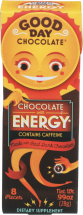 Calm Chocolate Supplement product image.