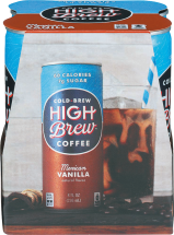 Ready To Drink Cold Brew Coffee product image.