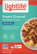 Meatless Gimme Lean!, Smart Bacon, Smart Dogs, Smart Ground & The Original Tofu Pups product image.