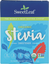 Organic Sweetener product image.