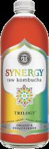 Organic Enlightened Synergy Kombucha product image.