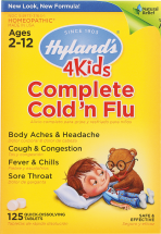 4Kids Complete Cold'n Flu product image.