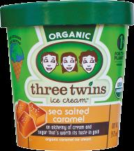 Organic Ice Cream product image.