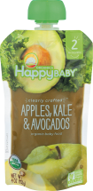 Organic Stage 2 Baby Food Pouch product image.