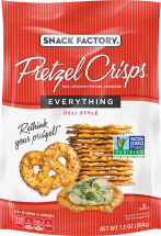 Pretzel Crisps product image.