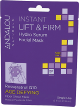 Instant Lift & Firm Hydro Serum Facial Mask product image.