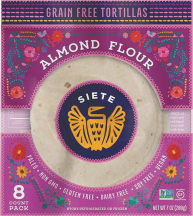 Almond Flour Tortillas product image.